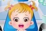 Baby Hazel Zahnarzt