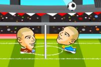 Kinderspiele Fußball