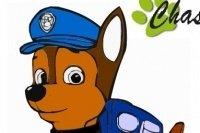 Paw Patrol Ausmalen Kostenlose Online Spiele Auf Kinderspiele De