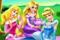 Prinzessinnen Picknick