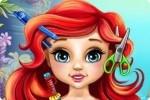 Baby Arielle Frisuren
