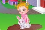 Baby Hazel's Haustiere