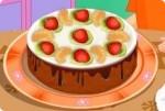 Schoko Brownie Kuchen