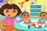 Dora und die Zwillinge