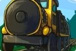 Kohle Zug